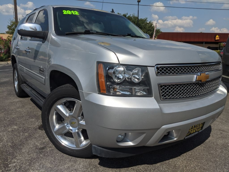 Chevrolet TAHOE 2012 price $12,950
