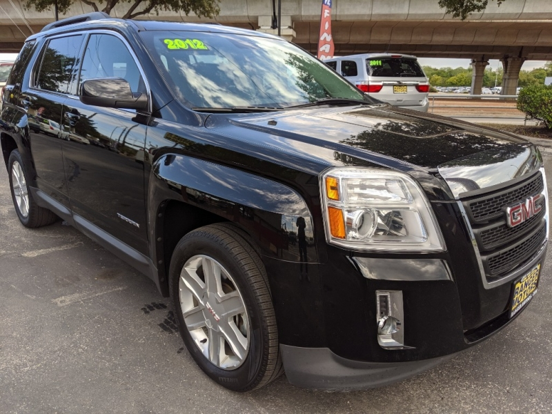 GMC TERRAIN 2012 price $10,450