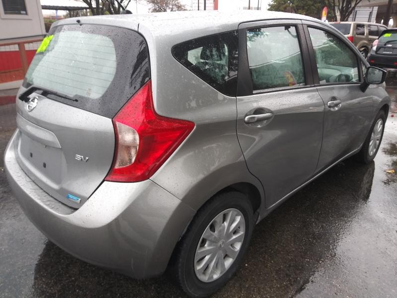 Nissan VERSA NOTE 2015 price $7,800