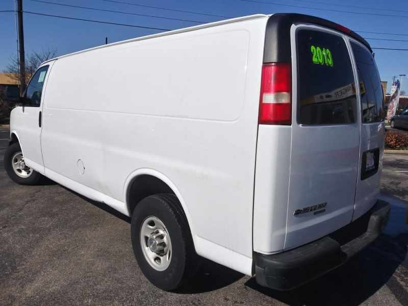 Chevrolet EXPRESS G2500 2013 price Call for price