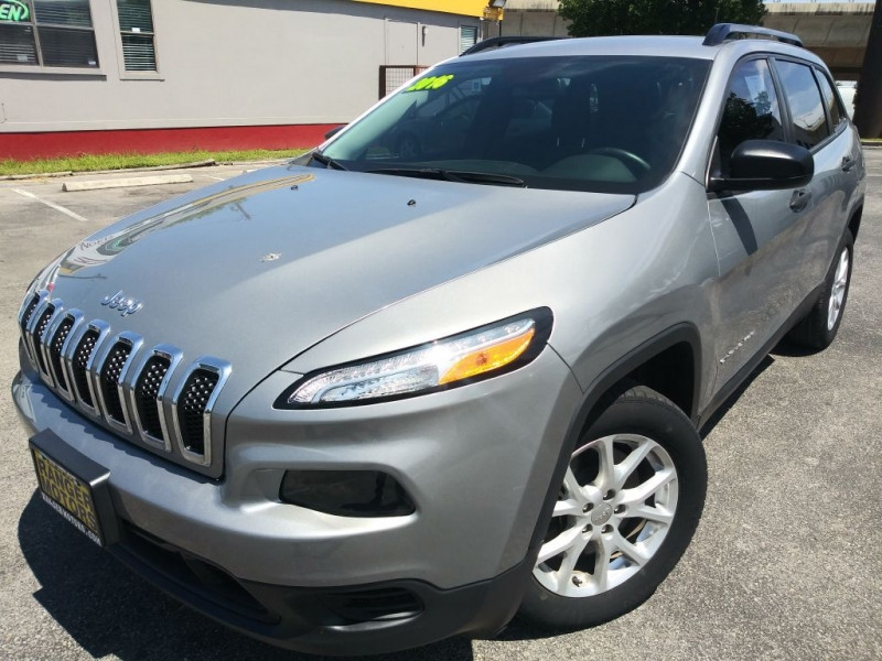 Jeep CHEROKEE 2016 price call for price