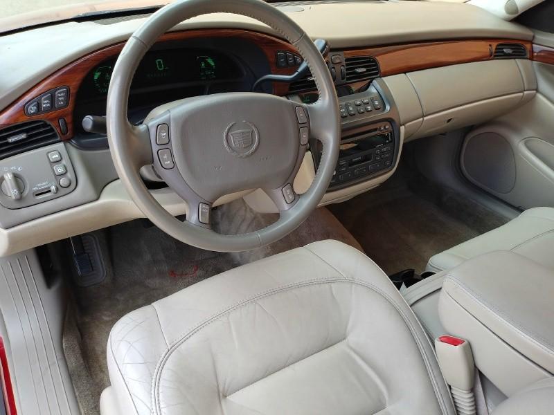 Cadillac DeVille 2002 price $3,995