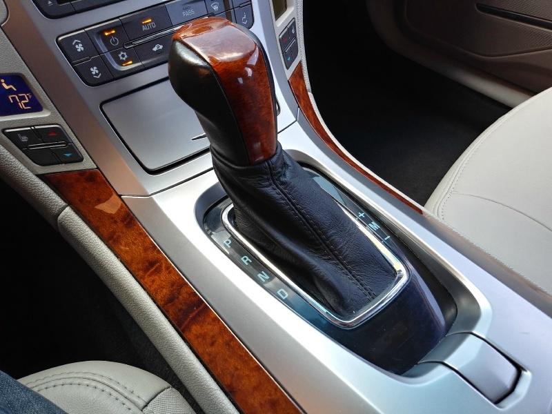 Cadillac CTS Sedan 2012 price $8,995