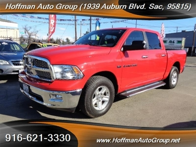 - Ram Pickup 1500 2012