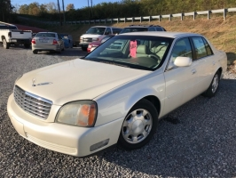 Cadillac DeVille 2001