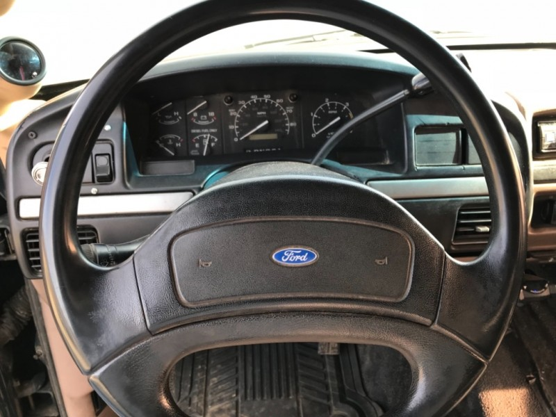 Ford F-250 HD Crew Cab 1997 price $7,800