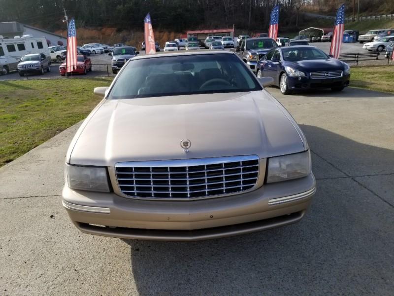 Cadillac Deville 1998 price $7,495
