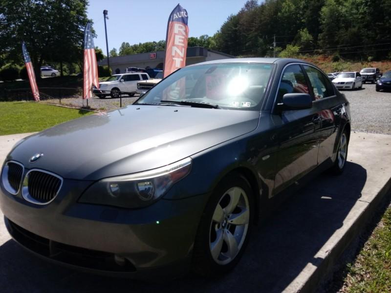 BMW 5-Series 2007 price $5,900