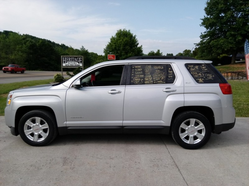 GMC Terrain 2012 price $15,989
