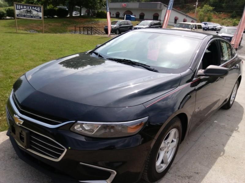 Chevrolet Malibu 2017 price $16,998