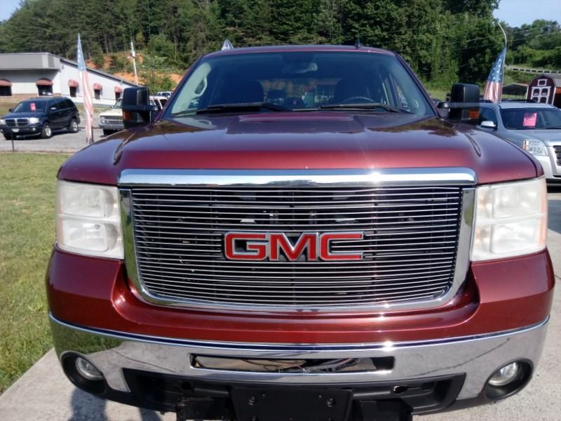 GMC Sierra 2500HD 2008 price $13,495