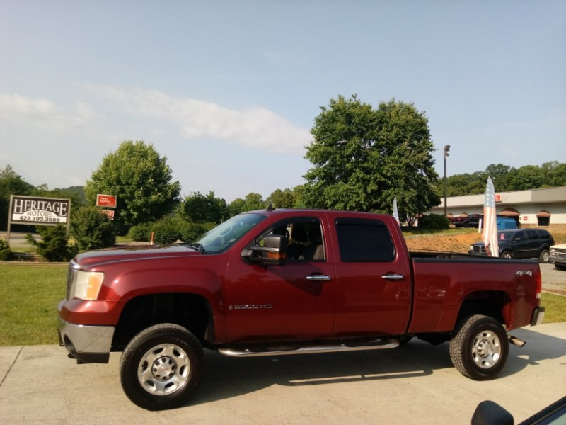 GMC Sierra 2500HD 2008 price $13,495