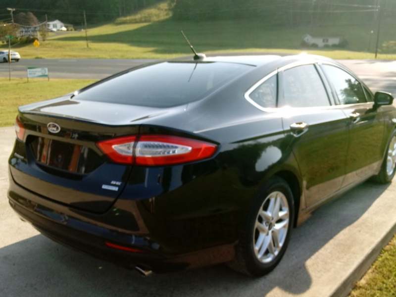 Ford Fusion 2013 price $9,934