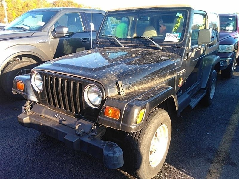 Jeep Wrangler 1998 price $7,600