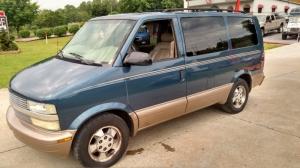 Chevrolet Astro Passenger 2003