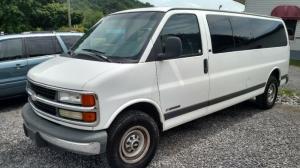 Chevrolet Express Van 1997
