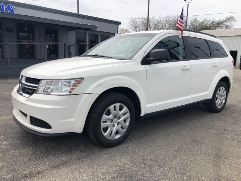Dodge Journey 2016 price $13,995
