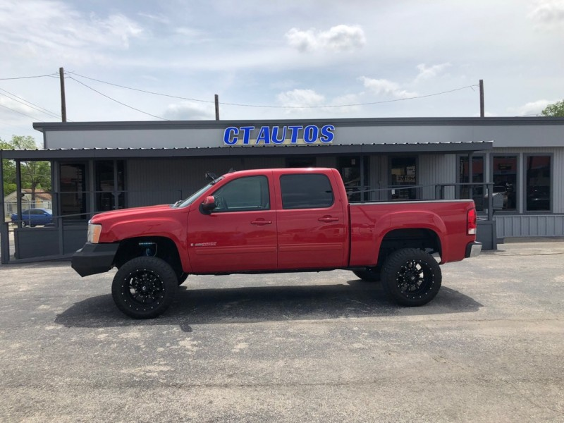 GMC Sierra 1500 2007 price $11,995