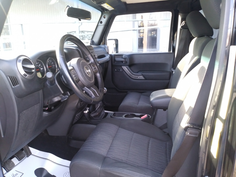 Jeep Wrangler Unlimited 2012 price $14,750