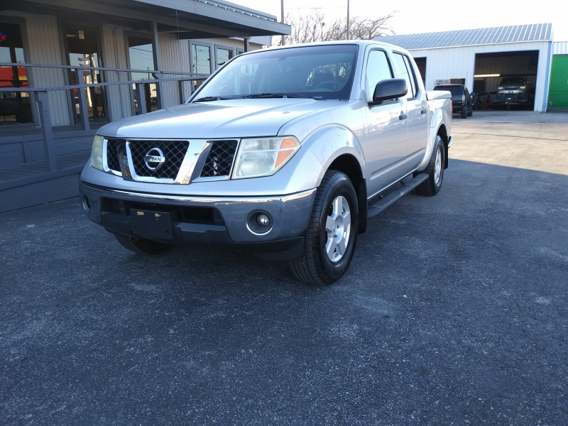 Nissan Frontier 4WD 2005 price $8,350