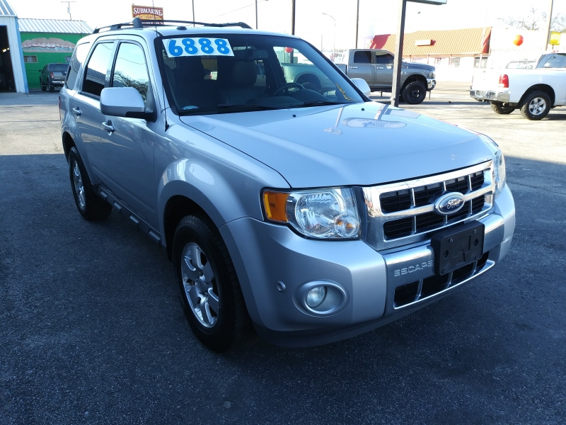 Ford Escape 2012 price $6,000