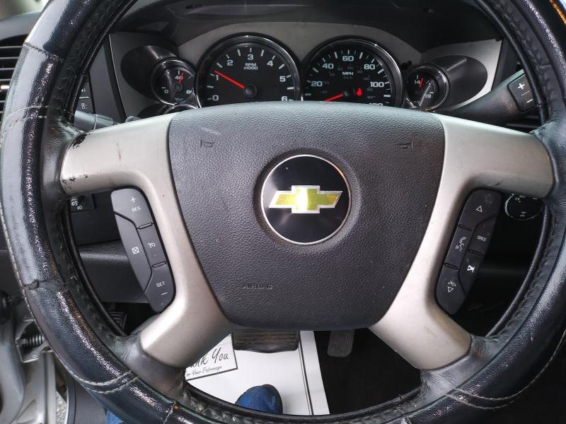 Chevrolet Silverado 1500 2011 price $9,895