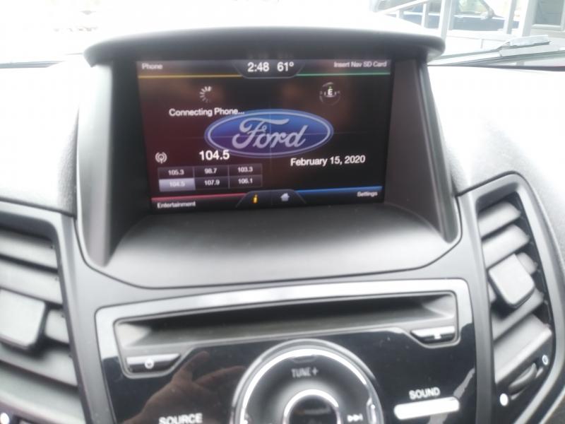 Ford Fiesta 2014 price $10,195
