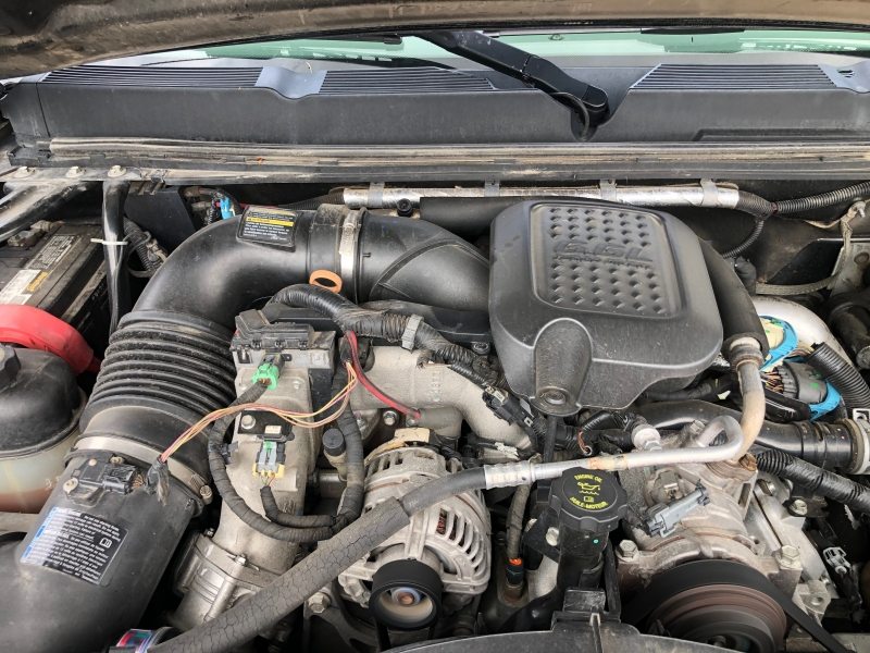Chevrolet Silverado 2500HD 2007 price $15,995