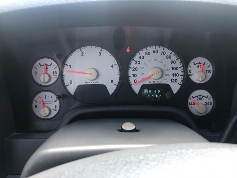 Dodge Ram 2500 2007 price $17,995