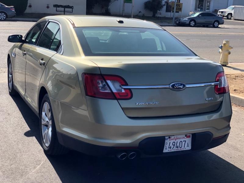 Ford Taurus 2012 price $5,999