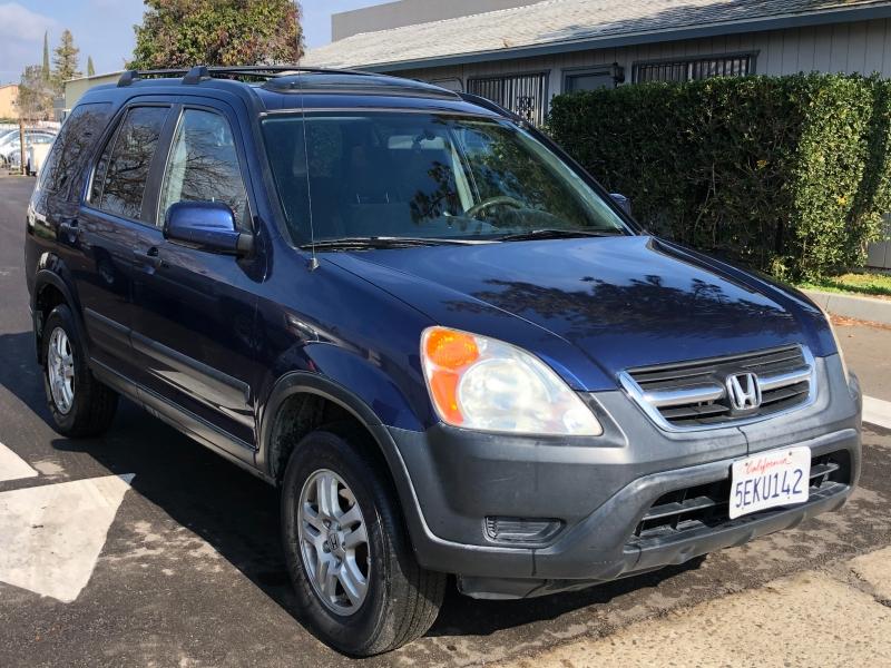 Honda CR-V 2002 price $2,750