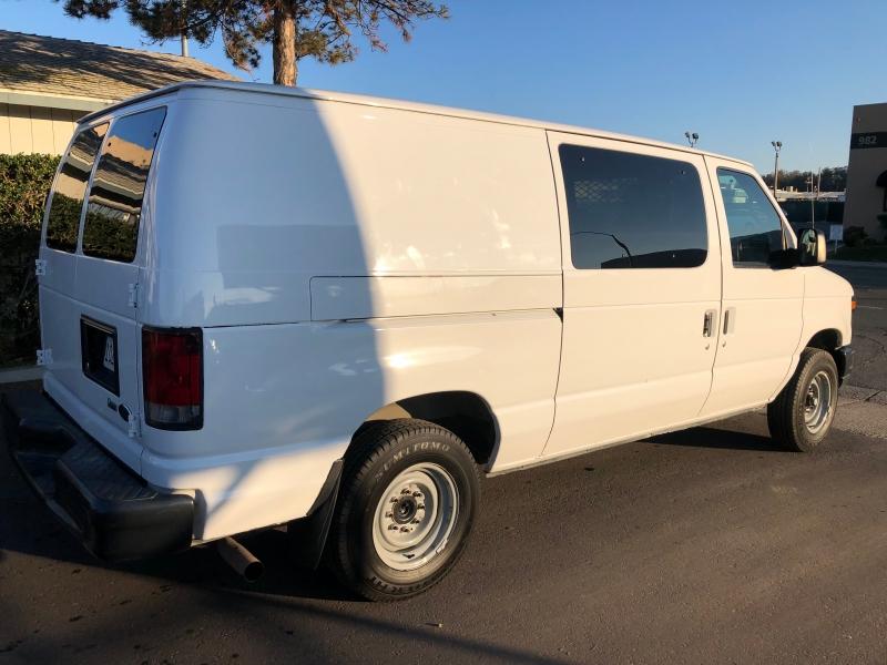 Ford Econoline Cargo Van 2012 price $7,999