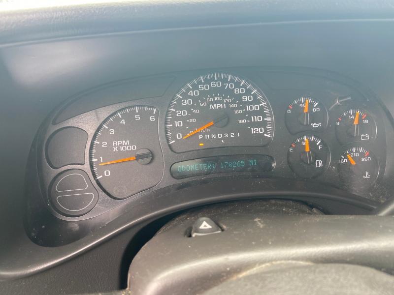 Chevrolet Silverado 1500 Classic 2007 price $4,999