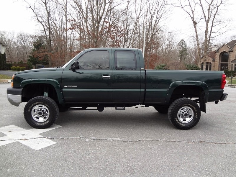 Chevrolet Silverado 2500HD 2003 price $7,995