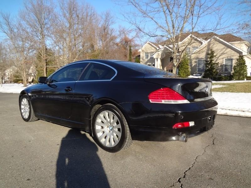 BMW 6-Series 2004 price $9,995