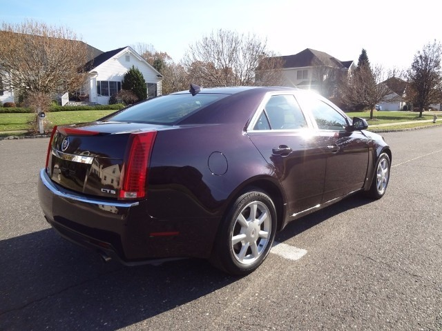 Cadillac CTS 2009 price $7,900