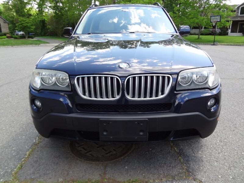 BMW X3 2008 price $8,900