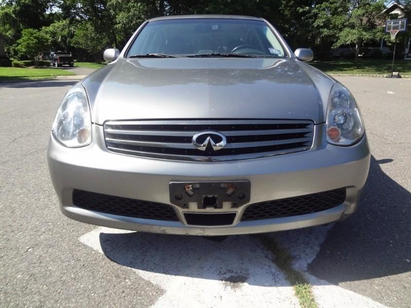 2006 Infiniti G35 Sedan G35x 4dr Sdn AWD Auto