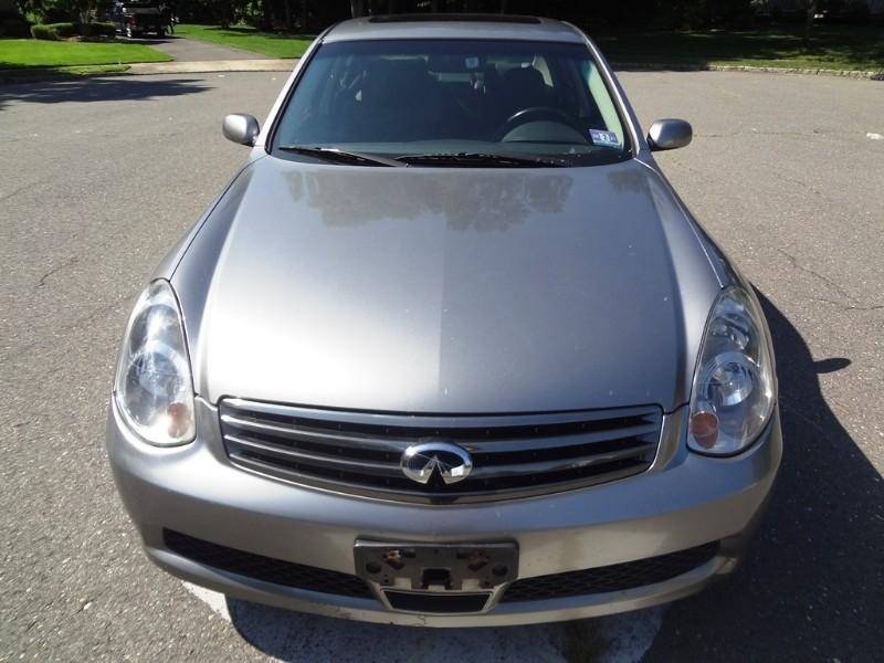 Infiniti G35 Sedan 2006 price $6,995