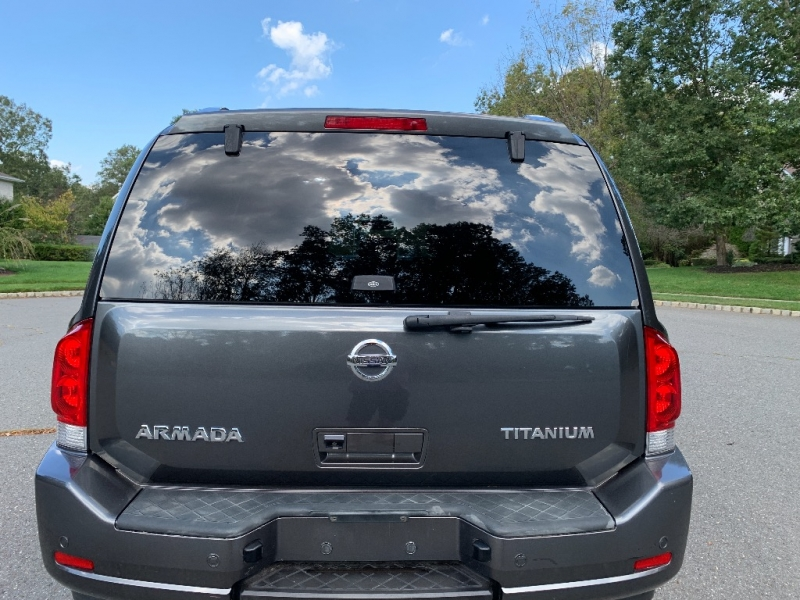 Nissan Armada 2010 price $9,800