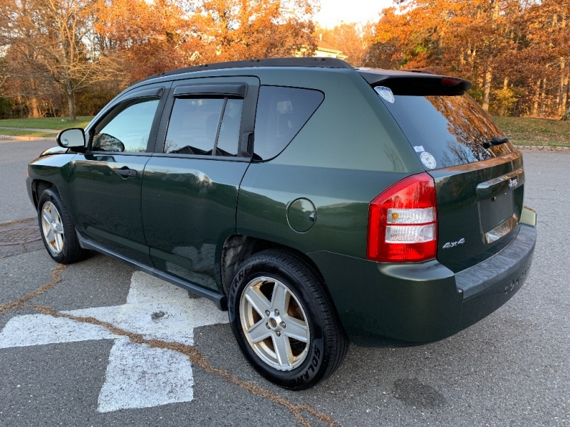 Jeep Compass 2007 price $3,995