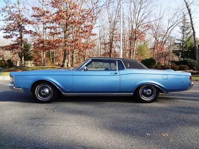 1969 Lincoln Continental Mark III