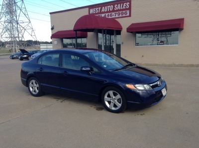 2006 Honda Civic Sdn EX 5000 cash