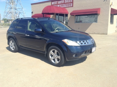 2003 Nissan Murano 4dr SL 2WD V6 Leather/Sunroof 5000 Cash