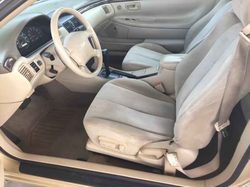 Toyota Camry Solara 2000 price $3,500