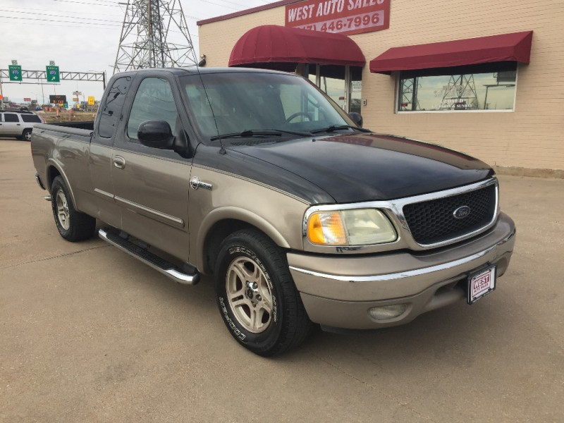 Ford F-150 2003 price $4,000 Cash