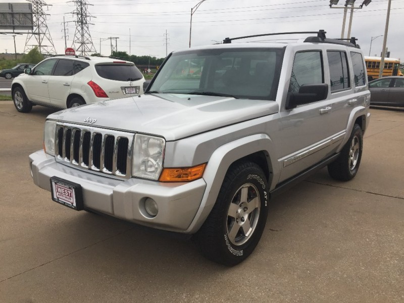Jeep Commander 2010 price $7,500 Cash