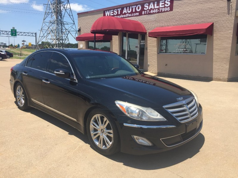 Hyundai Genesis Sedan 2012 price $6,500 Cash