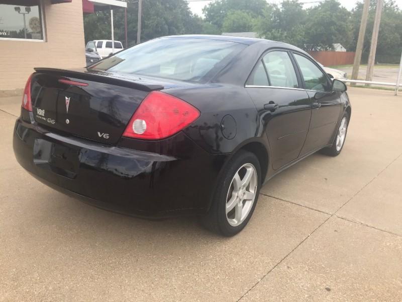 Pontiac G6 2007 price $4,000 Cash