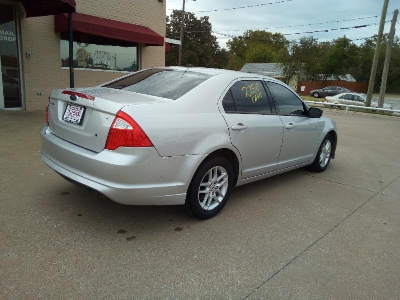 Ford Fusion 2010 price $2,750 Cash